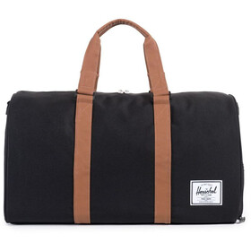 Herschel Novel Duffelilaukku, black/tan